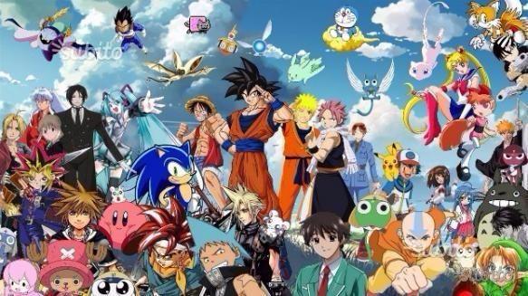 Anime e cartoni animati