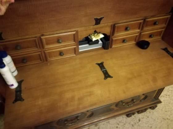 Cassettone e comodini