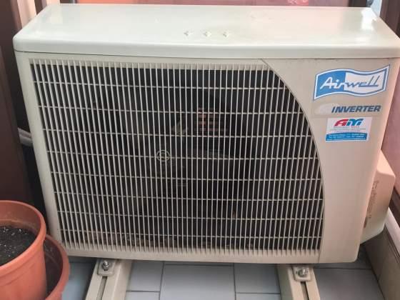 Condizionatore climatizzatore inverter haier