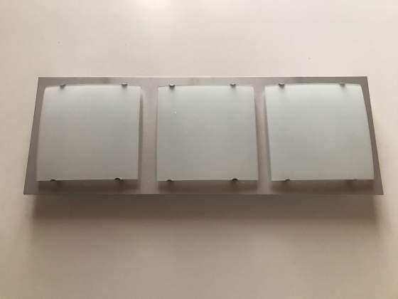 Lampadario faretti da parete