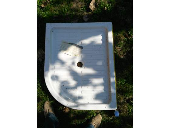 Piatto doccia ceramica Galassia 90x70