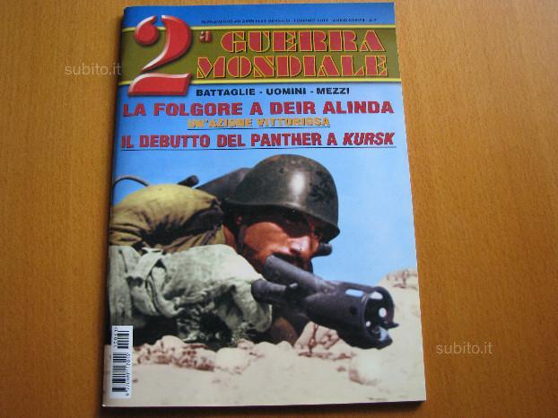 2 Guerra Mondiale - Supplemento