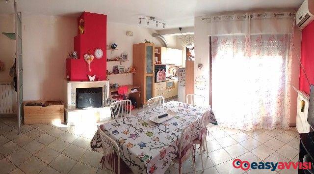 Appartamento trilocale 90 mq, provincia di perugia