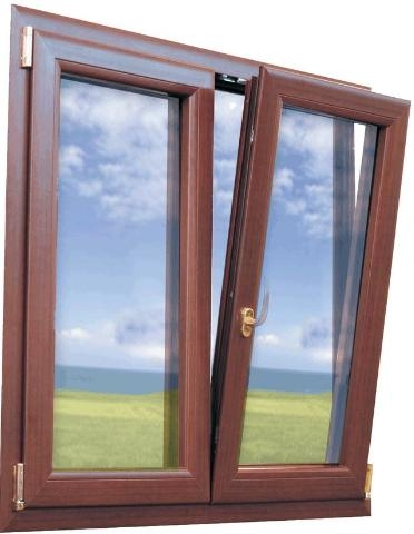 Finestre usate complete di vetri doppi posot class - Finestre doppi vetri ...