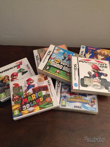 Giochi Nintendo 3DS+