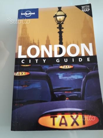 Guida Londra in lingua inglese