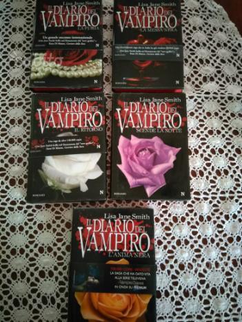 Il diario del vampiro di L.J. Smith