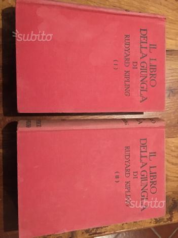 Il libro della giungla, Rudyard Kipling