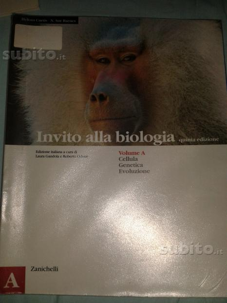 Invito alla biologia A