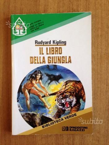 Kipling - Il Libro della Giungla