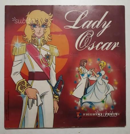 Lady oscar - album figurine completo (panini )