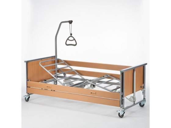 Letto ortopedico per disabili motorizzato completo posot class - Letto anziani usato ...