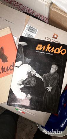 Libri arti marziali aikido