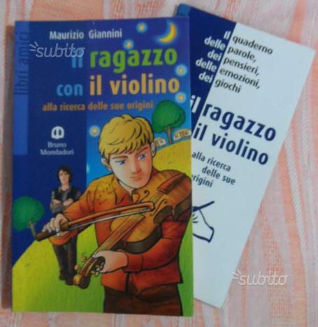 Maurizio Giannini - Il Ragazzo con il Violino