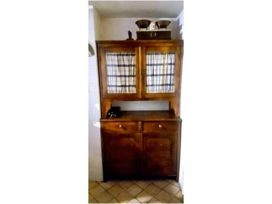 Mobile credenza cucina in legno massello vero affare