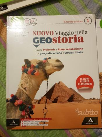 Nuovo viaggio nella Geostoria dalla preistoria a R