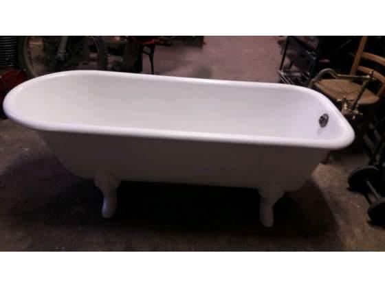 Vasca Da Bagno Usata Con Piedini : Vasca da bagno tradizionale con piedini posot class