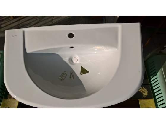 Vendo lavabo dolomite PETRA LAVABO/90 BIANCO nuovo