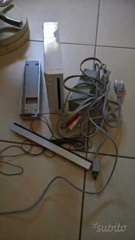 Wii,Wii mini,Wii completa,Wii con 6 giochi