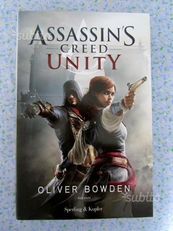 Assassin's Creed Unity con copertina rigida