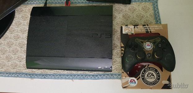 Console PS3 slim 500GB e GIOCHI - leggi