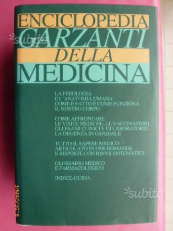 Enciclopedia Garzanti della medicina