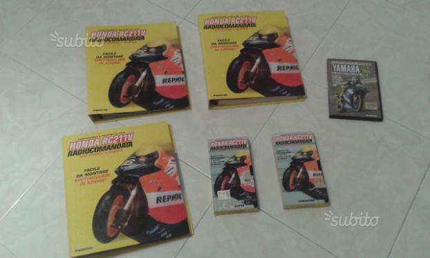 Fascicoli raccolta completa DeAgostini moto Honda