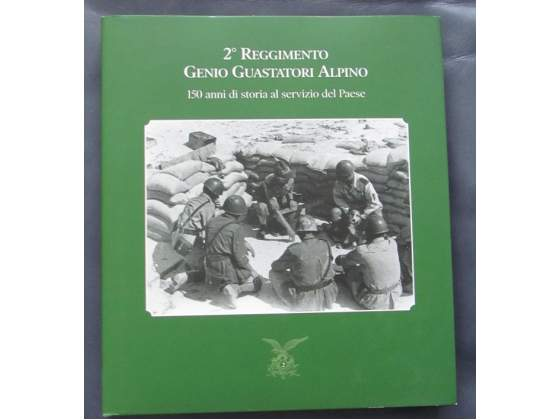 Libro:2 Reggimento Genio Guastatori Alpino