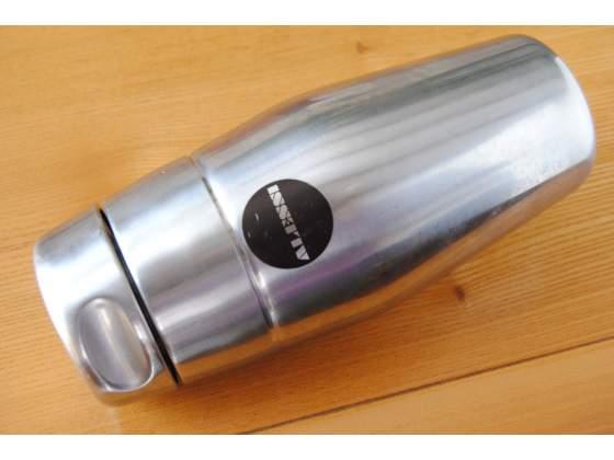 Shaker Alessi Inox Satinato  anni90