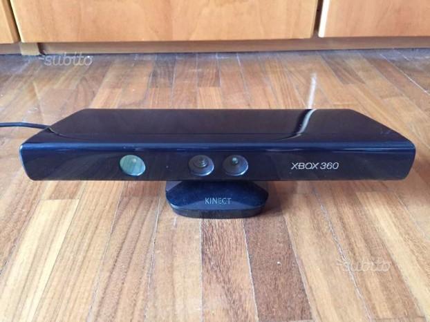 USATO kinect per xbox 360, come nuova, perfettamen