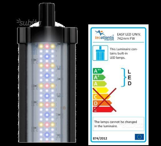 Aquatlantis Easy LED Universal Freshwater 742 mm