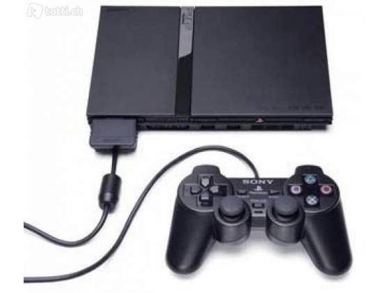 Console Play Station 2 Slim