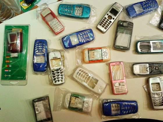 Cover/copertine vari cellulari vintage svendita