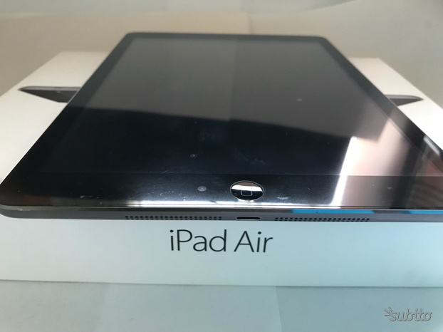 Apple iPad Air 16Gb Space Gray Originale