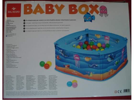 Baby box pesciolini Dal Negro palline