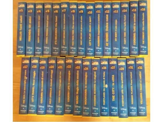 Magic English collezione completa