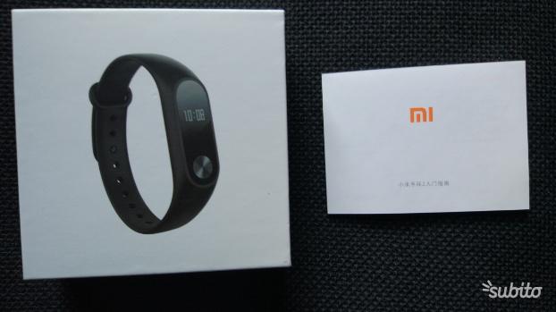 Smartwatch Xiaomi Mi Band 2