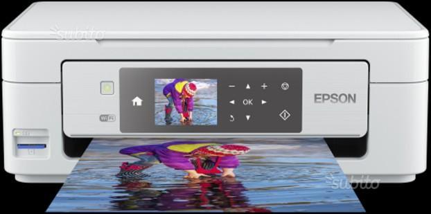 Stampante Epson Expression Home XP 455 nuova con g