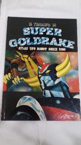 ATLAS UFO ROBOT IL TRIONFO DI SUPER GOLDRAKE