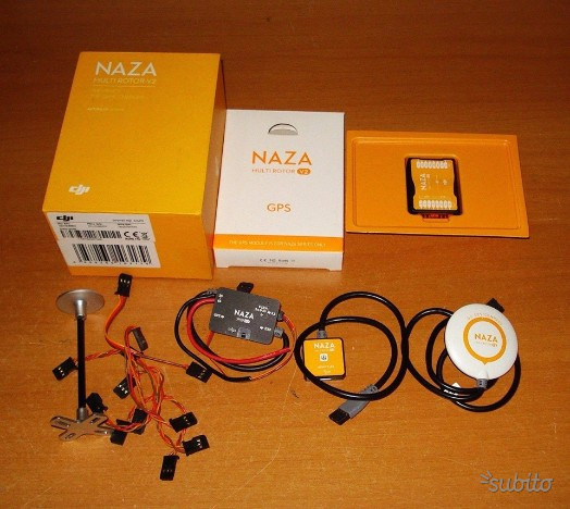 DJI - NAZA M V2 modulo GPS