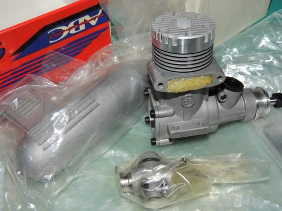 Motore a scoppio per aeromodelli SC 53 - ABC