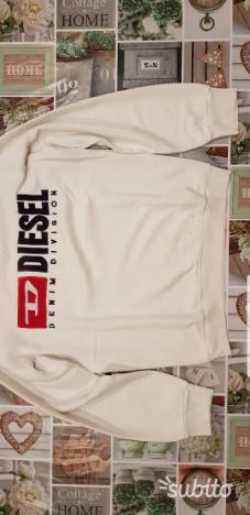Felpa Diesel Originale Taglia S
