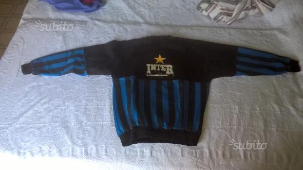 Felpa vintage calcio Inter Football Club