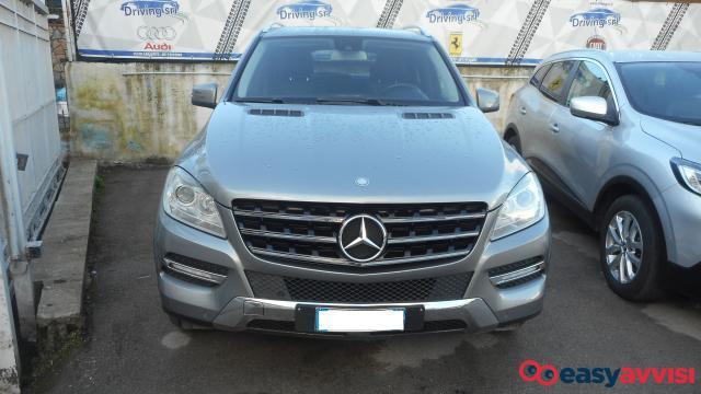 Mercedes classe ml 250 bluetec sport diesel, citta
