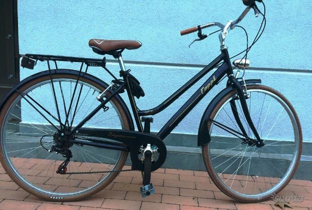 269- City Bike donna