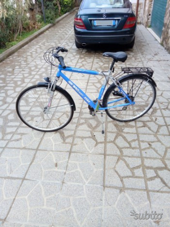 Bici city bike da uomo