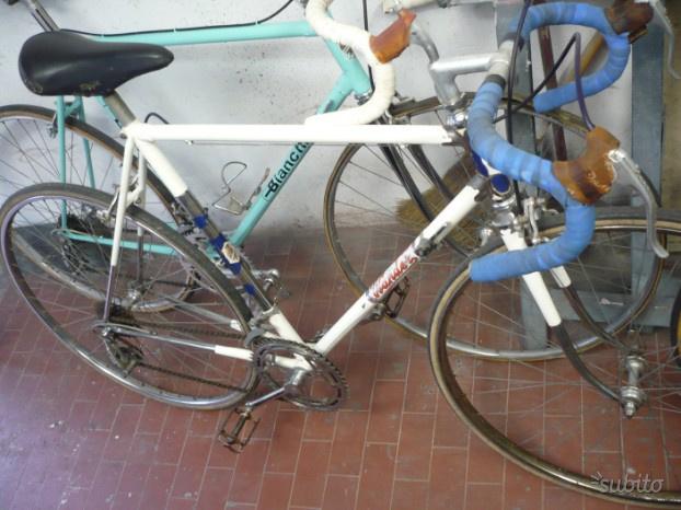 Bici corsa campagnolo eroica