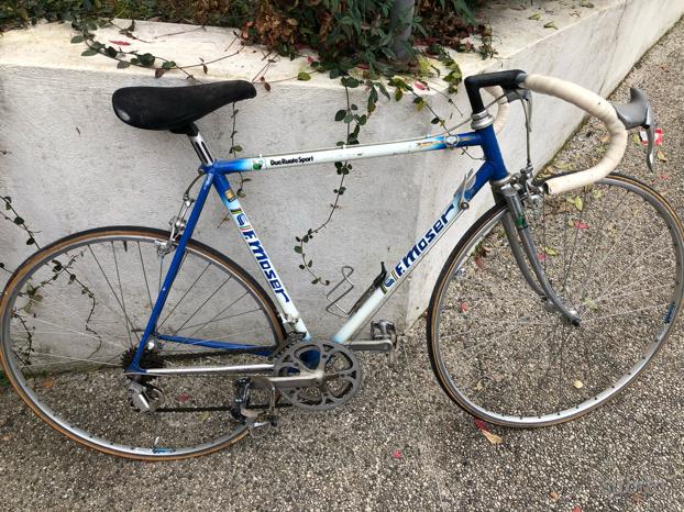 Bicicletta da corsa vintage