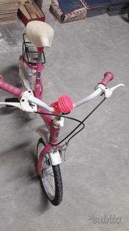 Bicicletta per Bambina Rosa come Nuova