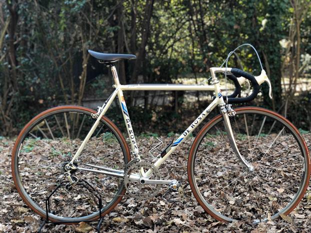 DeRosa bici corsa Campagnolo 50th